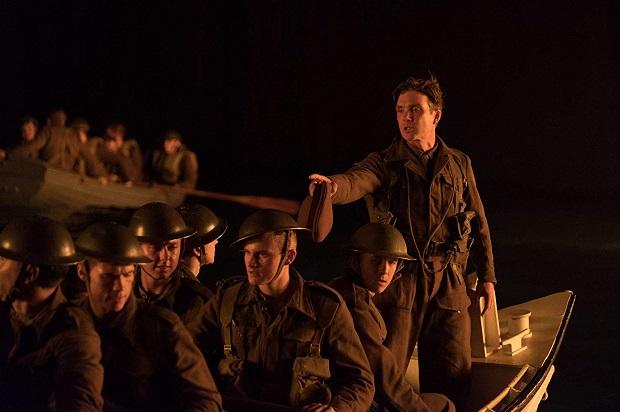 هنرنمایی Cillian Murphy در فیلم Dunkirk