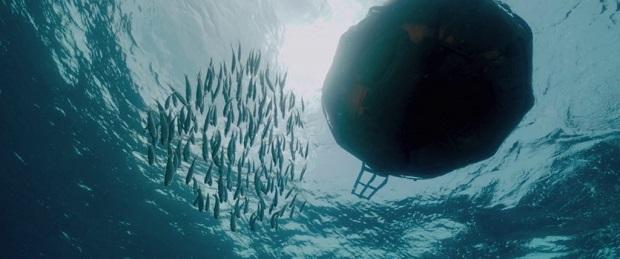 با نگاهی تک بعدی نسبت به لوکیشن و موقعیتهای بصری دونالد از منظر زیبائی شناسی مواجه هستیم. فیلم The Mercy سعی دارد به شکلی تحمیلی و نه عملی و تنها با اتکا بر دیالوگ، از دریا و مخاطراتش هیولائی نامرئی بسازد و از زیبائیهای زندگی دریائی همان طور که در نماهای زیر آب و نماهای کرینی که در فیلمهای All Is Lost و Life Of Piشاهد هستیم، غافل میماند.
