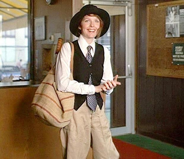 هنرنمایی دایان کیتون Diane Keaton در فیلم Annie Hall