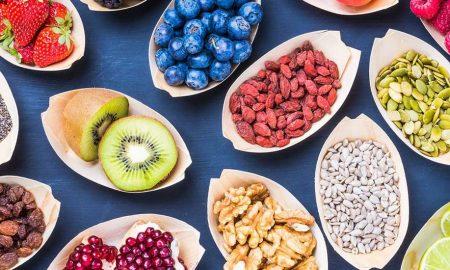 آنتی اکسیدان : میوه های حاوی آنتی اکسیدان و آنتی اکسیدانهای بسیار قوی که باید استفاده کنید