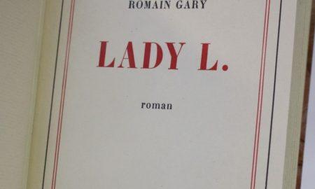 نقد رمان لیدی الLady L. نوشتهی رومن گاری