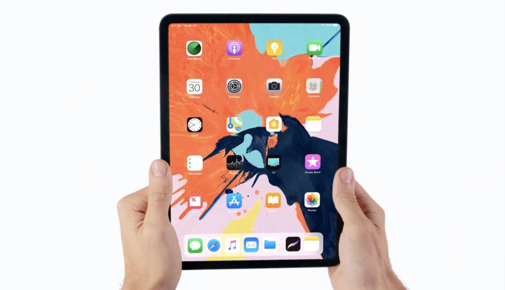 بررسیiPad Pro 2018 جدید اپل