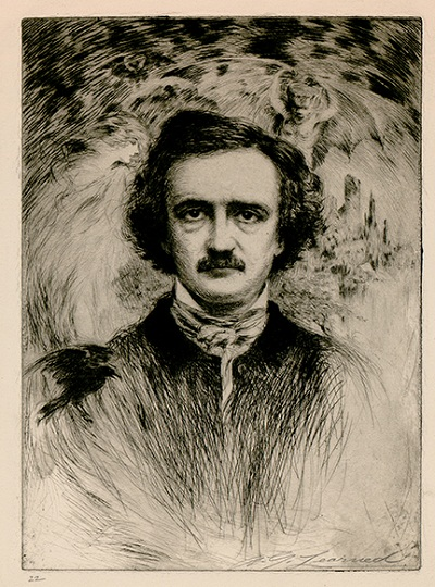 ادگار آلن پوEdgar Allan Poeمتولد ۱۹ ژانویه ۱۸۰۹ درگذشتهٔ ۷ اکتبر ۱۸۴۹ نویسنده، شاعر، ویراستار ومنتقد ادبیاهلآمریکابود که از او به عنوان پایهگذارانجنبش رمانتیکآمریکا یاد میشود