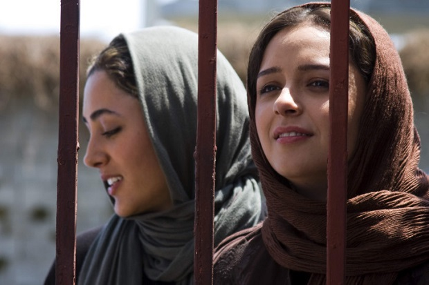 هنرنمایی ترانه علیدوستی و گلشیفته فراهانی در فیلم درباره الی