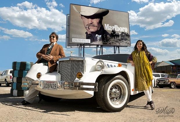 اصولا در سینمای ایران به تیتراژ فیلمها توجه چندانی نمیشود.