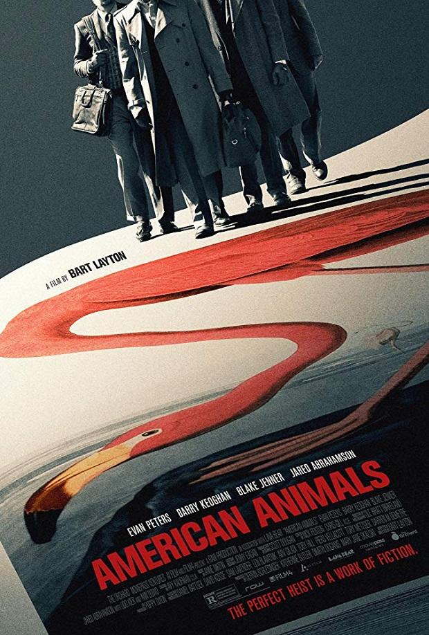 پوستر فیلم American Animals
