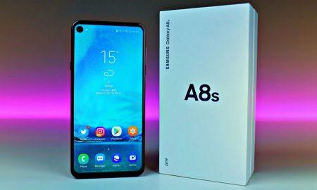 بررسی گلکسی A8s | Samsung Galaxy A8s زیر ذره بین نت نوشت