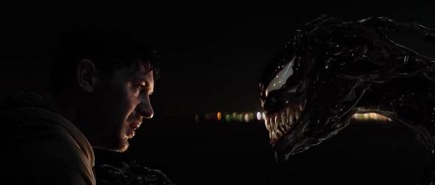 هنرنمایی Tom Hardy در فیلم Venom