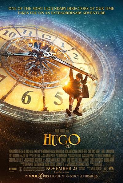 پوستر فیلم Hugo ساختهی مارتین اسکورسیزی