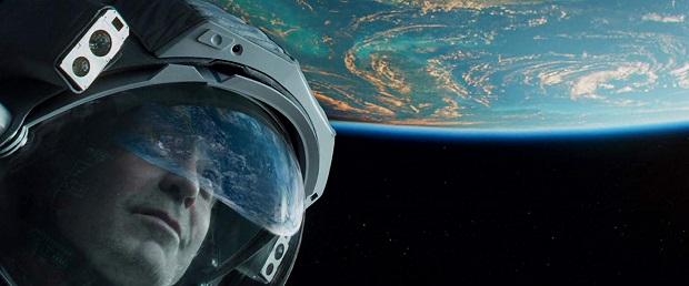 هنرنمایی George Clooney در فیلم Gravity