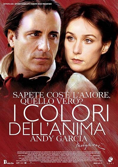 پوستر فیلم Modigliani کاری از میک دیویس