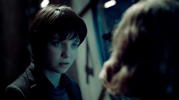 هنرنمایی Asa Butterfield در فیلم Hugo