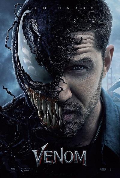 پوستر فیلم Venom ساختهی روبن فلیشر