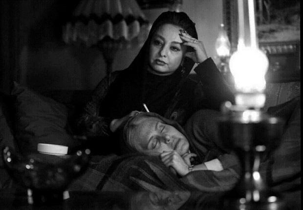 هنرنمایی ماهایا پطروسیان و الناز شاکردوست در فیلم خفگی
