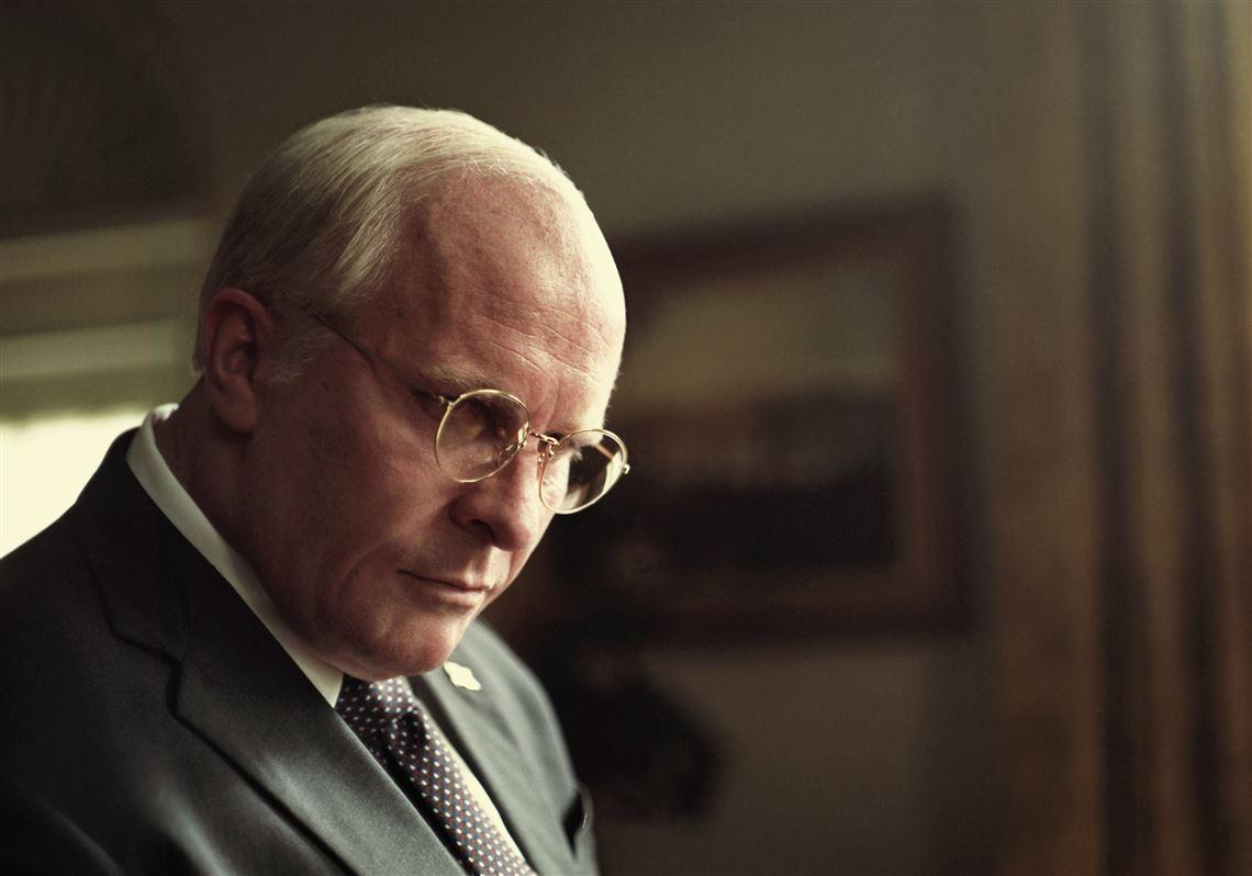 کریستین بیل با گریم اختصاصی در نقش Dick Cheney