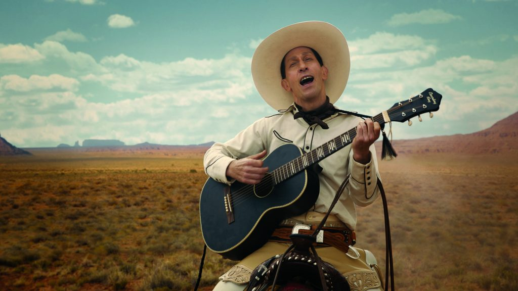 هنرنمایی Tim Blake Nelson فیلم The Ballad of Buster Scruggs اثر برادران کوئن