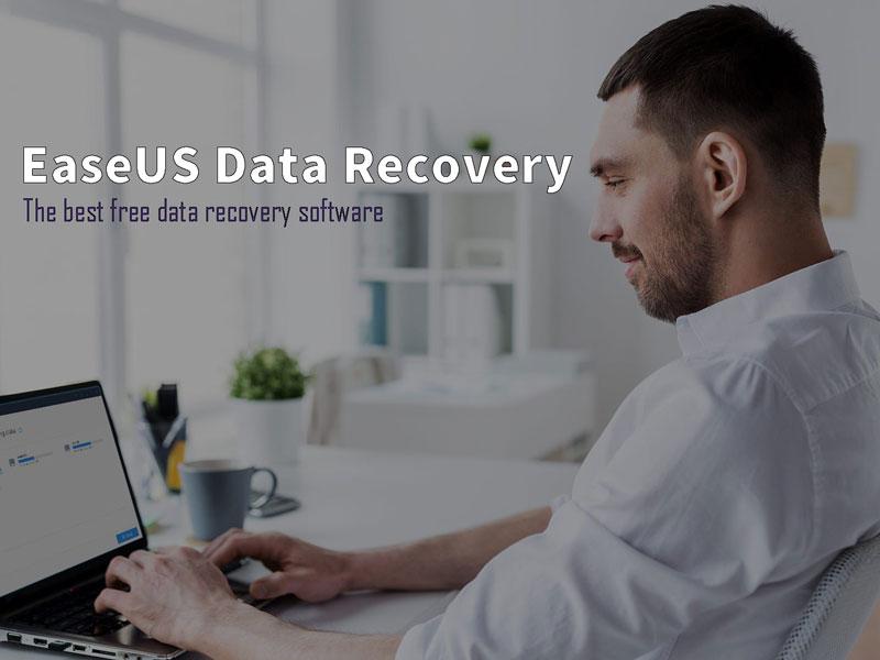 ریکاوری اطلاعات از دست رفته با EaseUS Data Recovery در کمتر از 5 دقیقه