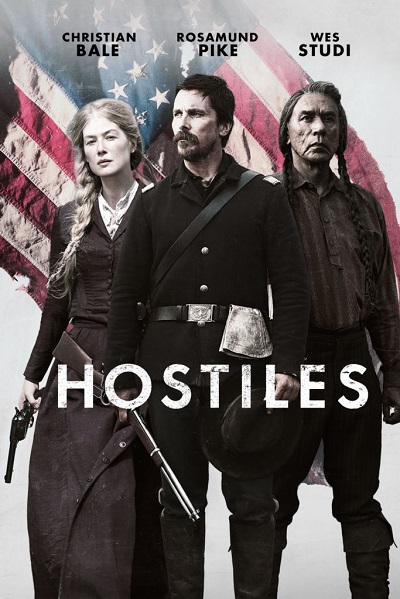 پوستر فیلم Hostiles ساختهیScott Cooper