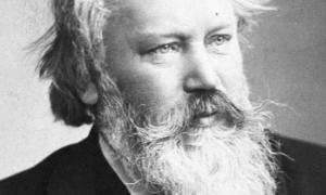 یوهانس برامس Johannes Brahms