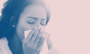 درمان خانگی سینوزیت