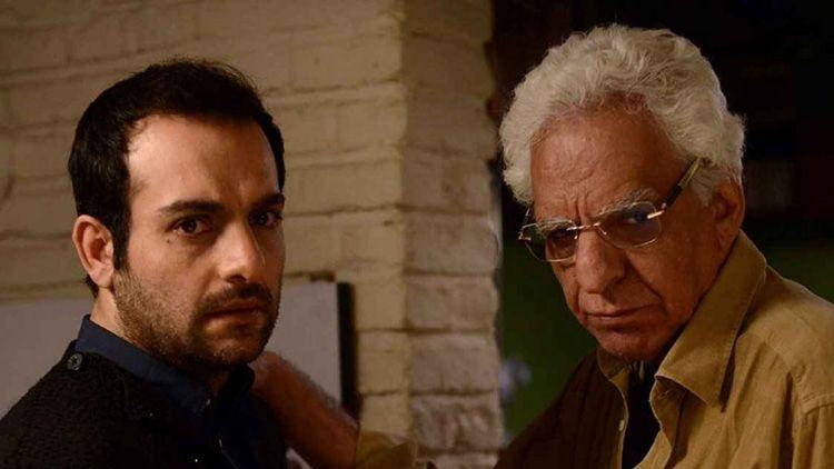 حضور کیومرث پوراحمد در فیلم جمشیدیه در کنار حامد کمیلی