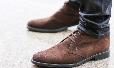 پوشیدن کفش در خانه