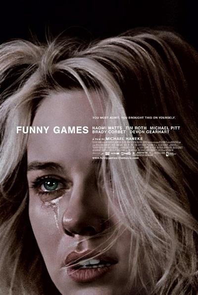 پوستر فیلم Funny Games کاری از میشائیل هانکه