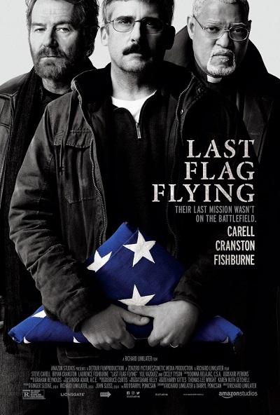 پوستر فیلم Last Flag Flying اهتزاز آخرین پرچم