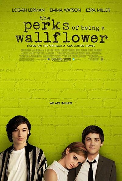 پوستر فیلم The Perks of Being a Wallflower یا مزایای گوشه گیر بودن