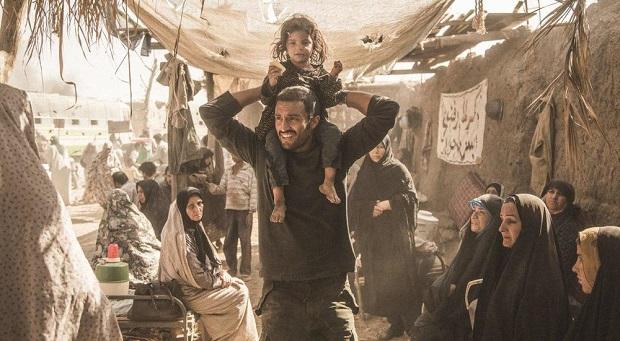 هنرنمایی امیر جدیدی در فیلم تنگه ابوقریب