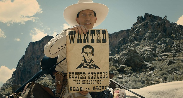 هنرنمایی Tim Blake Nelson در فیلم The Ballad of Buster Scruggs