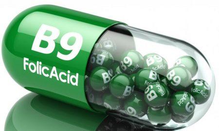 اسید فولیک فولات ویتامین B9