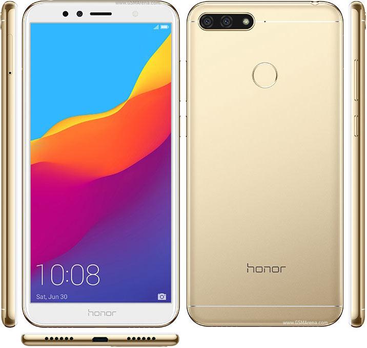 بررسی Honor 7A