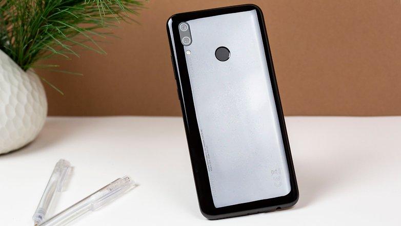 قاب پلاستیکی پشتی Huawei P Smart 2019