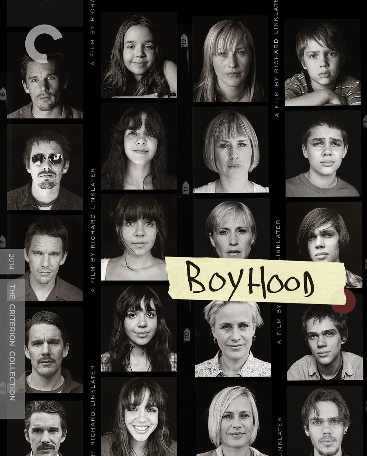 پوستر فیلم Boyhood به نویسندگی و کارگردانی ریچارد لینکلیتر RichardLinklater