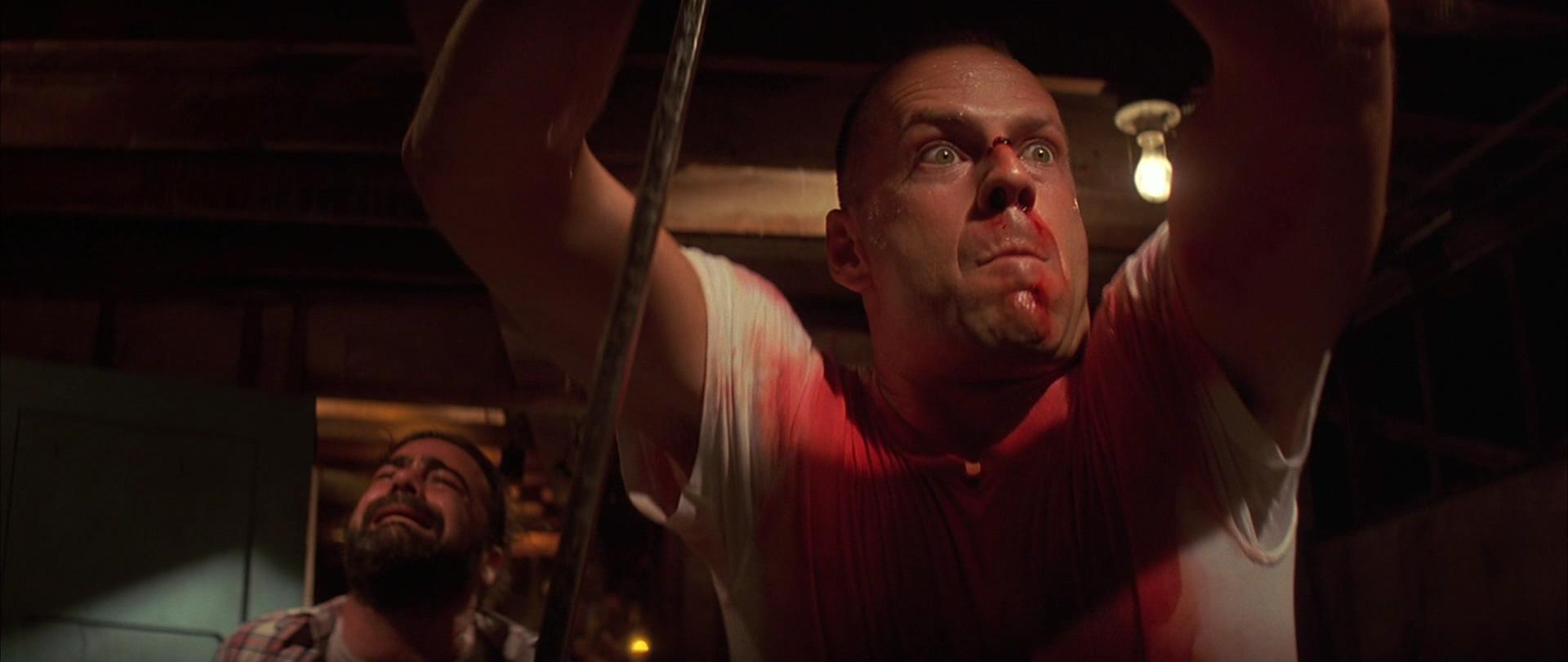 هنرنمایی Bruce Willis در فیلم Pulp Fiction ساختهی کوئنتین تارانتینو