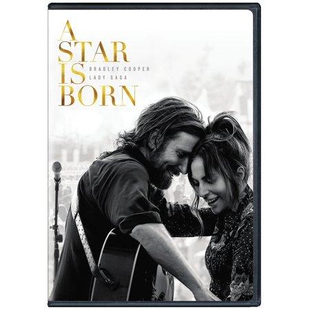 پوستر فیلم A Star Is Born به کارگردانی بردلی کوپر و بازی لیدی گاکا