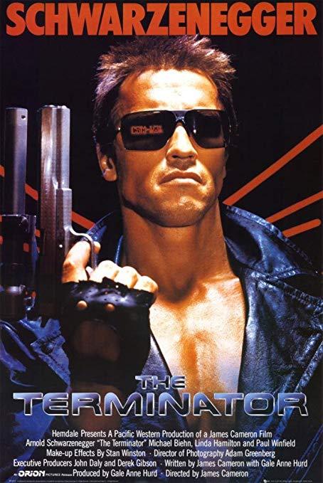 پوستر فیلم فیلم نابودگر The Terminator