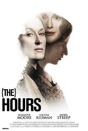 پوستر فیلم ساعت ها The Hours