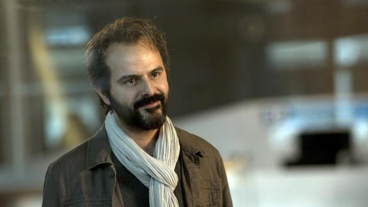 علی مصفا در نمایی از فیلم سال دوم دانشکده من کاری از رسول صدر عاملی