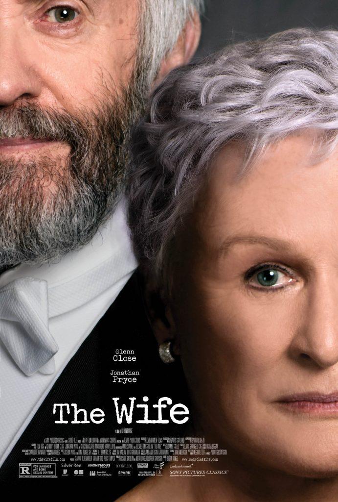 پوستر فیلم The Wife همسر، جدیدترین ساخته بیورن رونگه Björn Runge