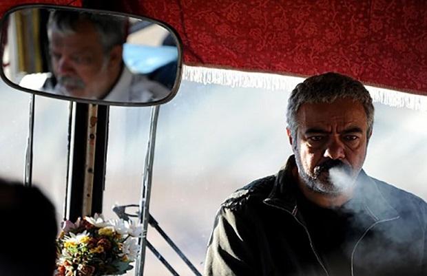 هنرنمایی سعید آقاخانی در فیلم قسم ساخته محسن تنابنده