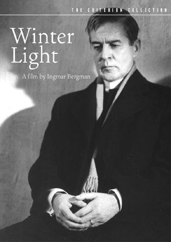 پوستر فیلم نور زمستانی Winter Light اثر اینگمار برگمان