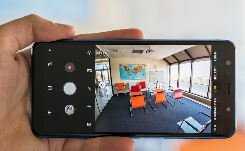 مشخصات Galaxy A7 2018 از سامسونگ
