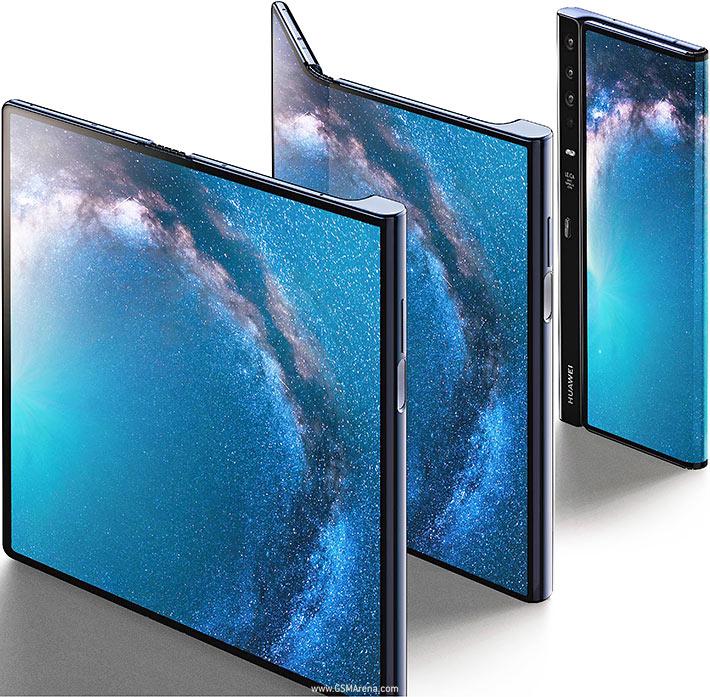 بررسی مشخصات Huawei Mate X
