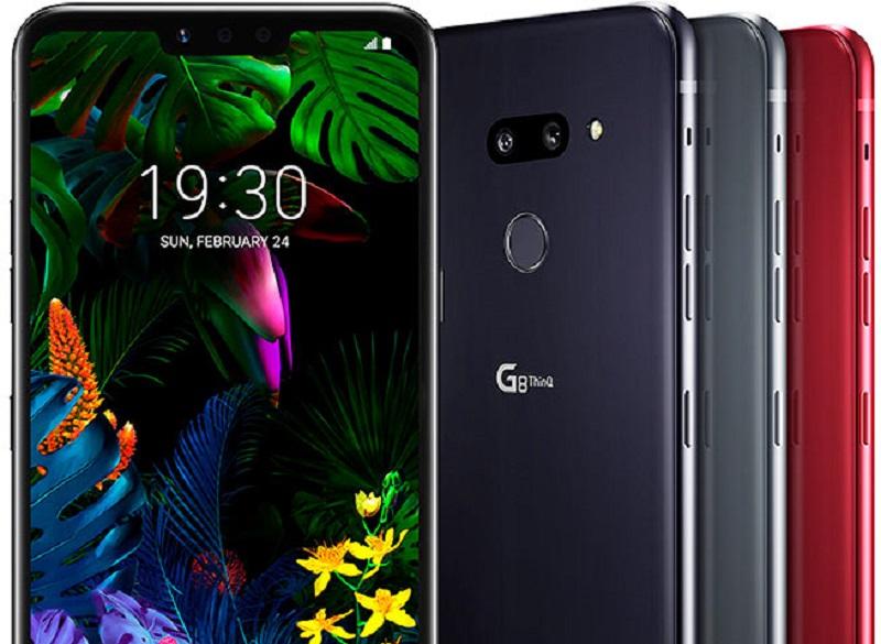 مشخصات LG G8 ThinQ (جی 8 تینک)