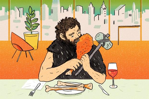 نام رژیم غذایی پالئو که برگرفته از دوران انسان پالئولیتیک یا پارینه سنگی است