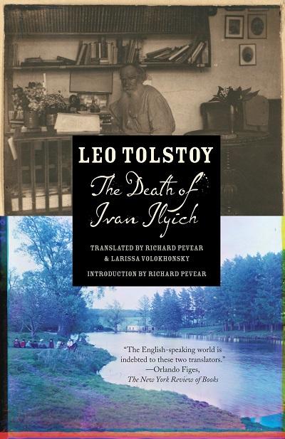 """فضای رمان تیره و ترسناک و بدون هیچ روزنهی امیدی است. اما در دو، سه صفحهی پایانی """"ایوان ایلیچ"""" به جای مرگ واژهی روشنایی را به کار میبرد. و دیگر وحشت مرگ را احساس نمیکند."""
