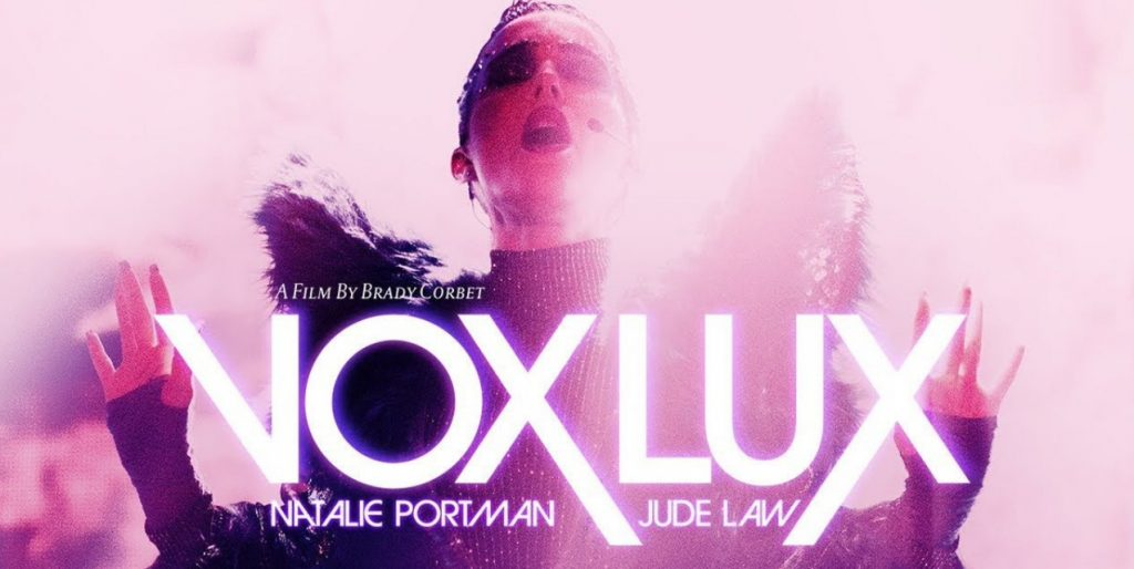 پوستر فیلم Vox Lux ساخته بردی کوربت