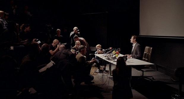 هنرنمایی Claes Bang در فیلم The Square